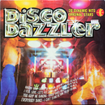Ktel - Disco Dazzler - NA518 - Front cover