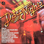Ktel - Disco Nights - NA523 - Front cover