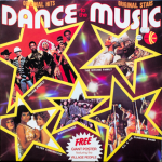 Ktel - Dance Music - NA532 - Front cover