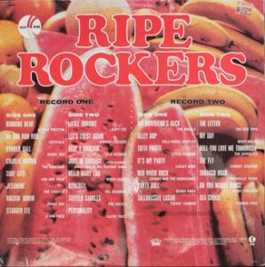 Ktel - Ripe Rockers - NA539 - Back