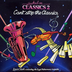 K-tel - NA 611 - Hooked On Classics II - Front cover