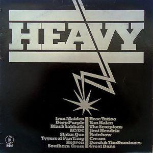 K-tel - NA634 - Haeavy - Front cover