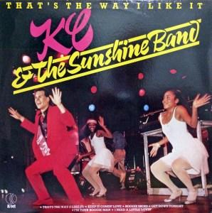K-tel - NA654 - Thats The Way I Like It - KC and the Sunshine Band