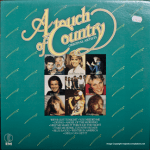 K-tel - NA686 - A Touch of Country - Front cover