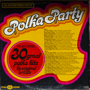 Polka Party Front Cover
