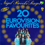 20 Eurovision Favourites - Front cover