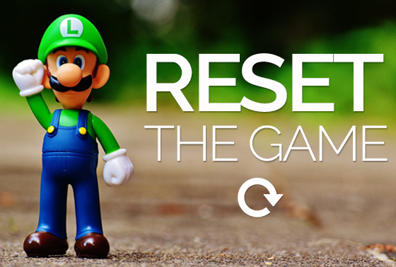 Reset The Game