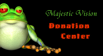 Frog-Donation-Center
