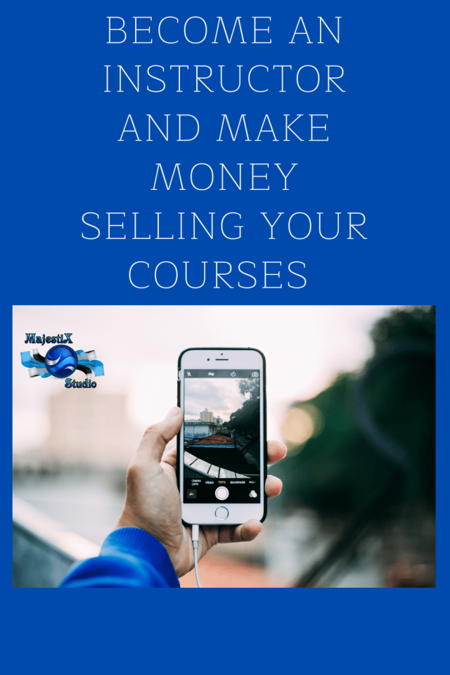 Here's how you can sell your courses online
