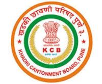 CB Khadki Recruitment