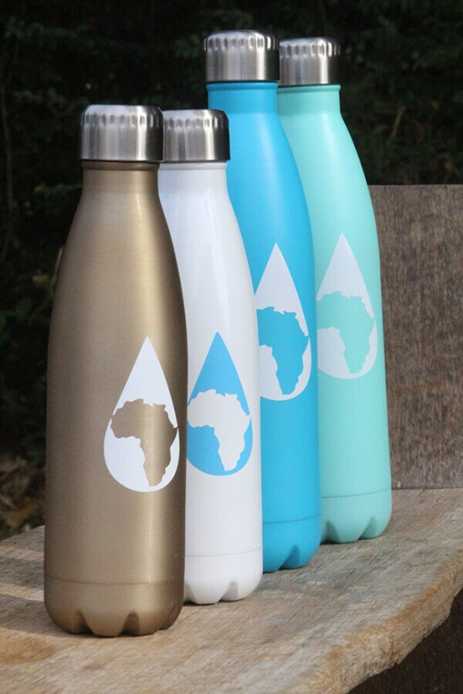 Maji:Hope Water Bottle Group