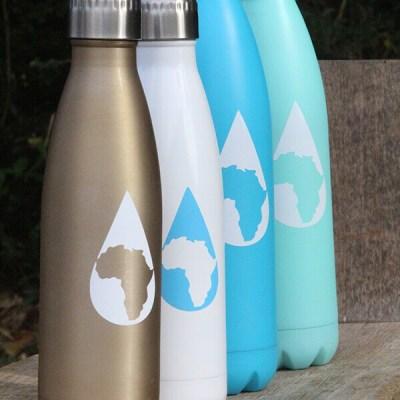 Maji:Hope Water Bottle Group