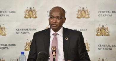 CBK on mobile money transactions