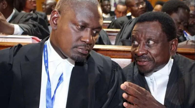 List of senior Counsels in Kenya