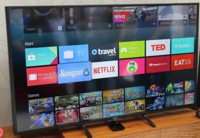 Safaricom android TV box