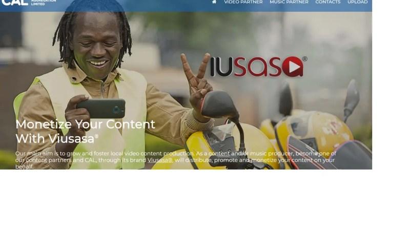 how to join Viusasa throgh CAL as an artist