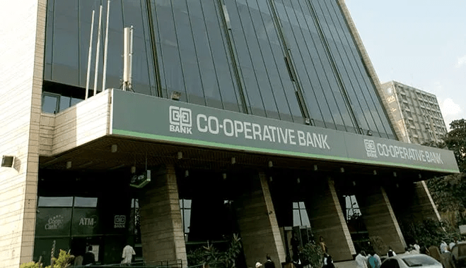 Co-operative bank branch codes