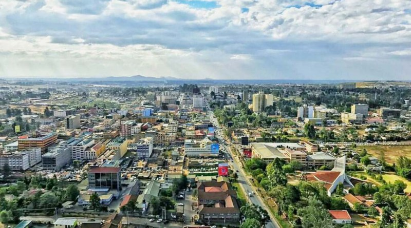 Eldoret car parking fees