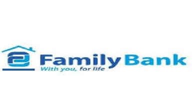 Family bank charges on transactions