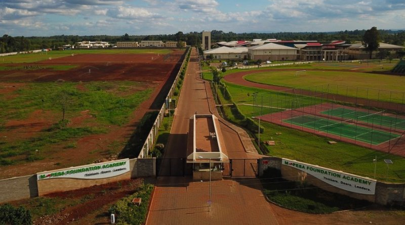 Mpesa foundation academy application