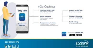 How to withdraw money from your Ecobank account to Mpesa