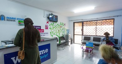 Marie Stopes Services, branches and contacts in Kenya