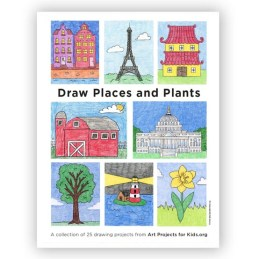 Draw-Places-and-Plants