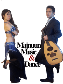 Majnuun, Oud Player and Belly Dancer Duo in Vancouver