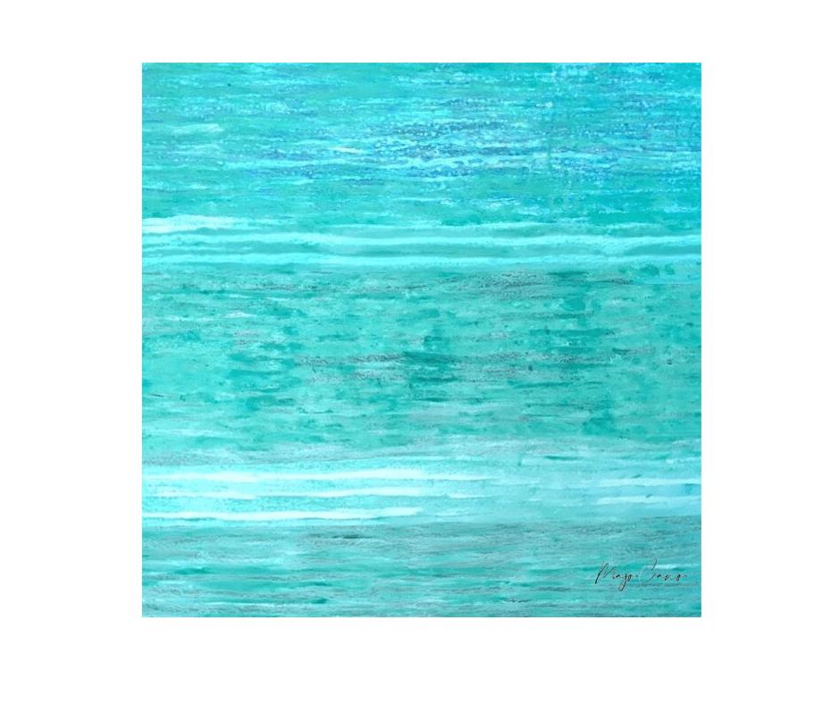 Saudade cuadros majocanoart pintura expresionismo abstracto