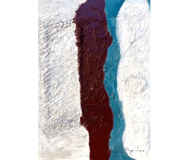 Meraki cuadros majocanoart pintura expresionismo abstracto
