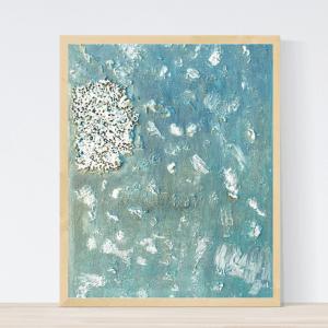 Aguaseca majocano art arte abstracto pintura expresionista abstract art maría josé cano