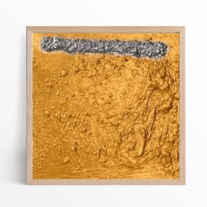 Bronze majocano art arte abstracto pintura expresionista abstract art maría josé cano