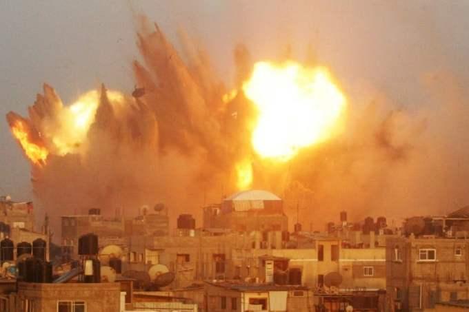 Une escalade de violence a eu lieu vendredi 3 mai à Gaza. À quelle année remonte une aussi forte escalade ?