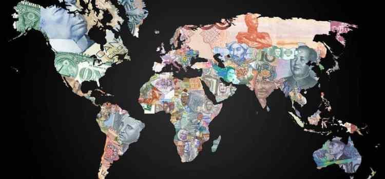 Classement des salaires moyens du monde