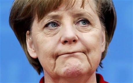 Angela Merkel a de nouveau été élue à la tête de la CDU.