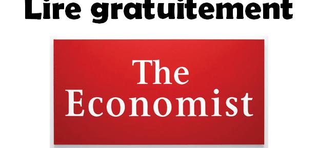 Comment lire The Economist en entier gratuitement (et légalement) ?