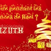 Que faire pendant les vacances de Noël 2019 – 2020 ? – Version bizuth