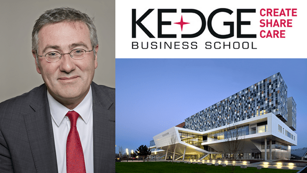 Interview de Thomas Froehlicher, Directeur Général de KEDGE Business School