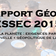 Rapport – Géopolitique ESSEC 2015