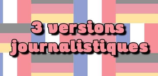 3 exercices de version journalistique en vue des concours