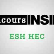 ESH HEC 2019 – Analyse du sujet