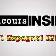 LV1 Espagnol IENA 2016 – Analyse du sujet