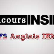 LV2 Anglais IENA 2016 – Analyse du sujet