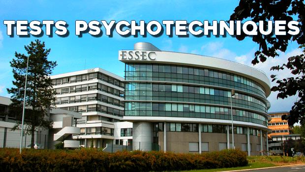Tests psychotechniques ESSEC : Quiz d'entraînement 2 (vocabulaire)