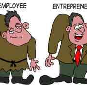 Le rôle de l'entrepreneur aux XIX et XXe siècles
