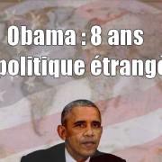 La politique étrangère américaine sous Obama