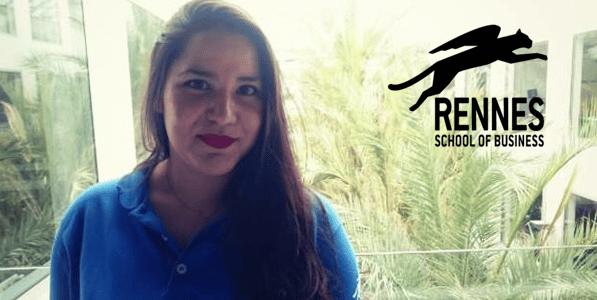 Interview de Marie-Anne, étudiante à Rennes School of Business