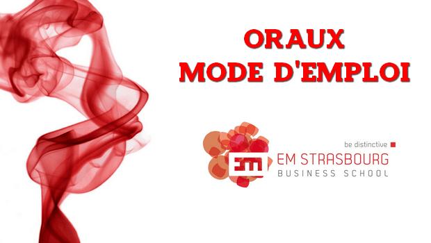 Oraux EM Strasbourg 2016 – Mode d'emploi