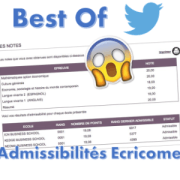 Best of Twitter – PLS à Ecricome