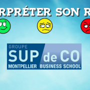 Interpréter son rang Montpellier BS 2016